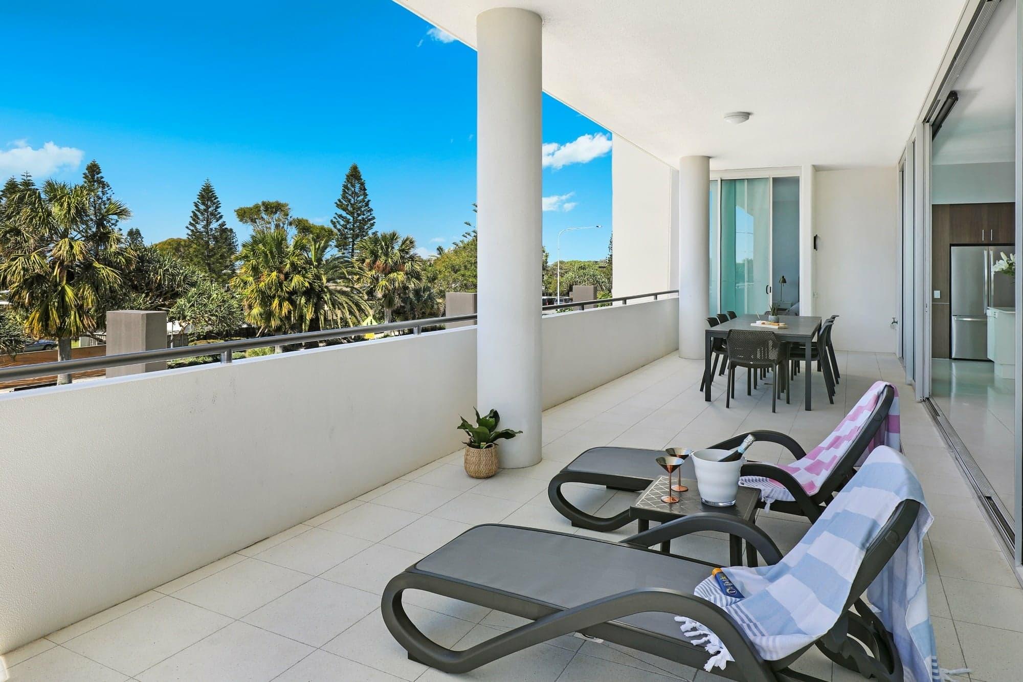 Element On Coolum Beach Luxury Resort Accommodation